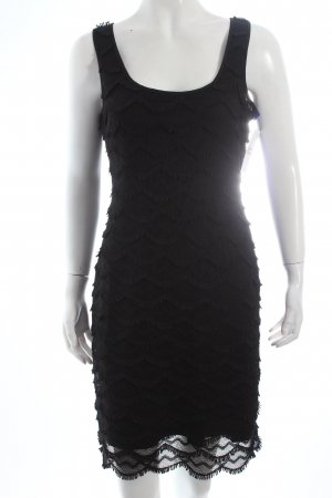 Guess Minikleid schwarz Eleganz-Look