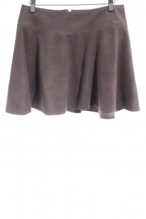 Guess Miniskirt beige-grey brown casual look
