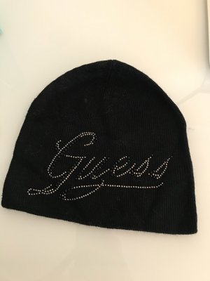 Guess Fabric Hat black