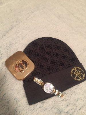 Guess Mütze dunkelgrau