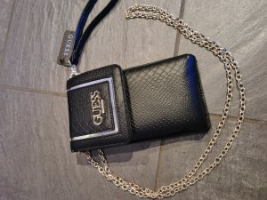 Guess Handbag black-gold-colored