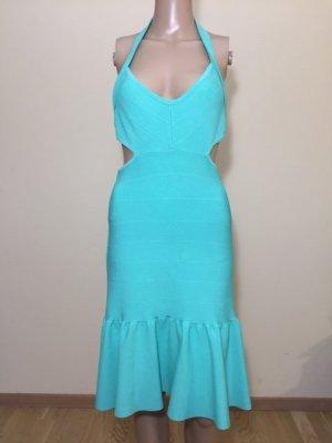 Guess Vestido azul bebé-azul claro