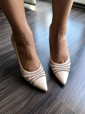 Guess Nude Rosa Pink Pumps High Heels Gr 36