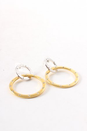 Guess Earring silver-colored-gold-colored elegant