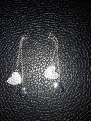 Guess Earring silver-colored
