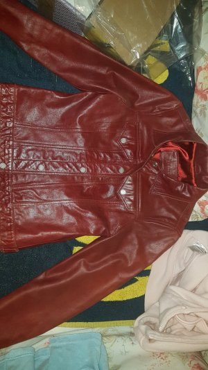 Guess Jacket multicolored leather