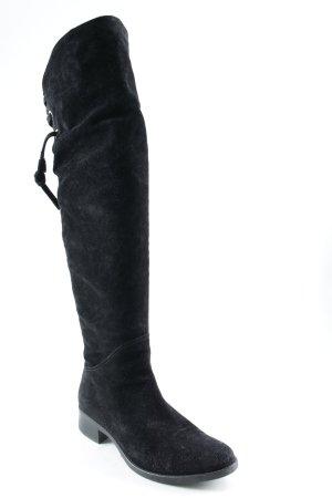 Guess Kniehoge laarzen zwart elegant