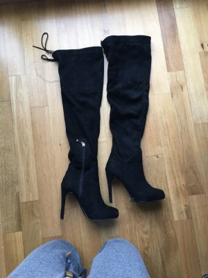 Guess overknees Stiefel