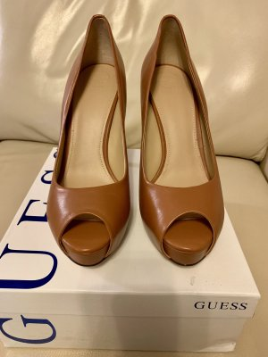 GUESS Peeptoe Pumps HEALI