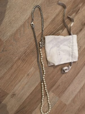 Guess Collier blanc