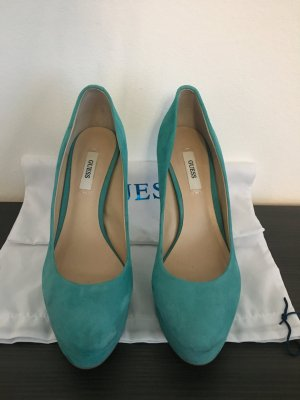 Guess Plateau High Heels