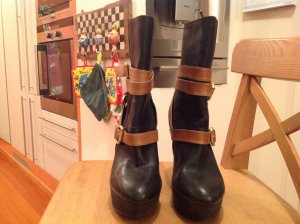 Guess Plateau Stiefelette