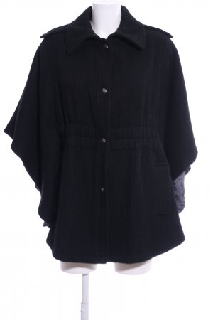 Guess Poncho black casual look