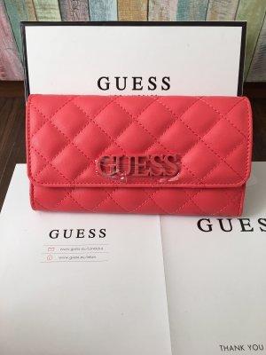 Guess Portmonee pink