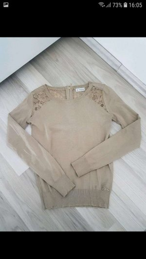 Guess Jersey color oro