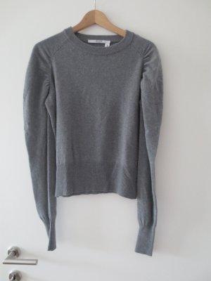 Guess Pullover, grau, Gr. 36/S, Merino Wolle, NEU