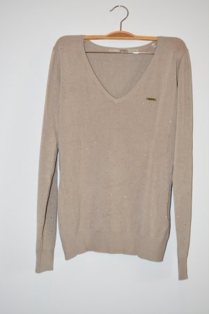 GUESS Pullover mit Strass