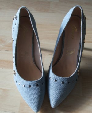 Guess Pumps High Heels Jeans Denim  - Gr. 39