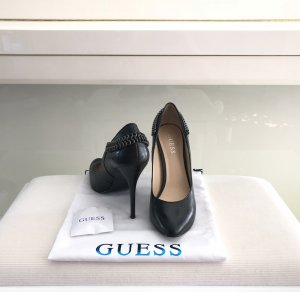 Guess Pumps High Heels Schwarz Gr. 37,5