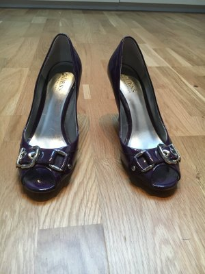 Guess Pumps in 38 violett