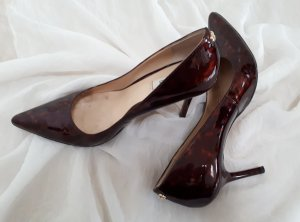 Guess Zapatos de punta multicolor Cuero
