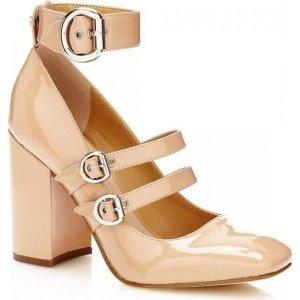 Guess Tacones altos rosa-camel