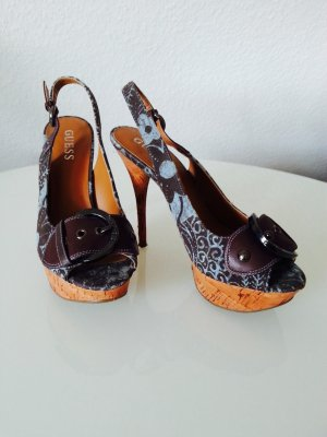 Guess Pumps / Peeptoes, Gr. 36