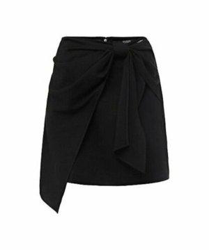 Guess Falda asimétrica negro