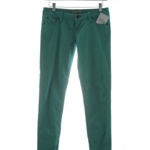 Guess Drainpipe Trousers green classic style