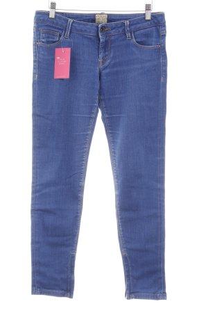 Guess Röhrenjeans blau Jeans-Optik