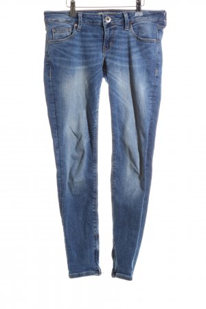 Guess Röhrenjeans blau Casual-Look