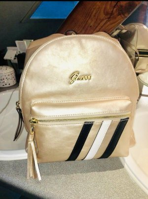 Guess Backpack gold-colored-cream