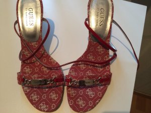 Guess....Sandal! Tolle Farbe, Edler Look
