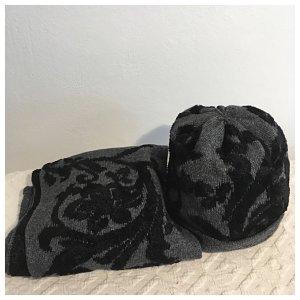 GUESS, Schal und Mütze, Strickwaren, schöne Musterung