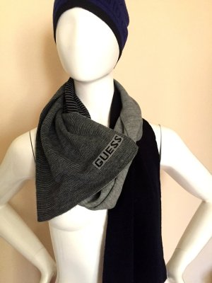 Guess Knitted Scarf multicolored