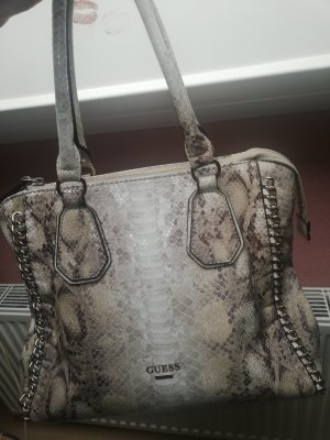 Guess schlangenprint Handtasche