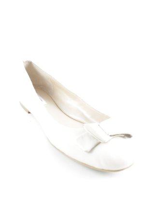 Guess Zapatos sin cordones beige claro-color oro look casual
