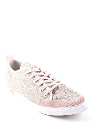 Guess Zapatos brogue estampado con diseño abstracto look casual