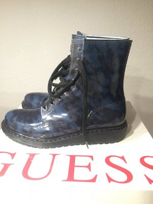 Guess Schnürstiefel / Dr. Martens-Style