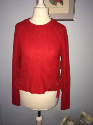 Guess Sweater red
