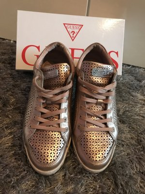 Guess Zapatilla brogue multicolor