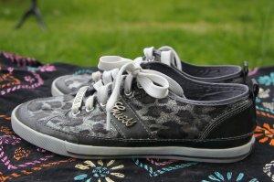 Guess Schuhe Größe 38 Slipper Schnürschuhe