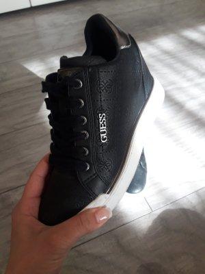 Guess Zapatillas altas negro