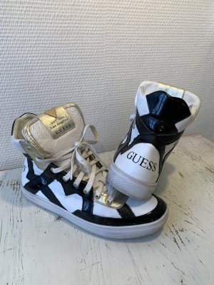 Guess Lace-Up Sneaker multicolored