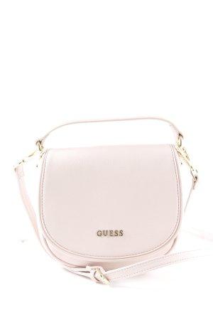 Guess Bolsa de hombro rosa elegante