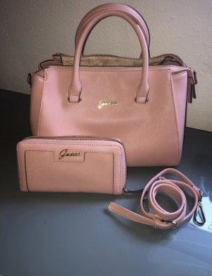 Guess Borsetta color oro rosa