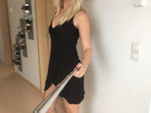 Guess - sexy Sommerkleid XS - schwarz