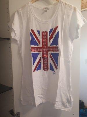 Guess Camiseta blanco