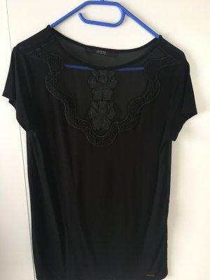 GUESS Shirt Größe M transparent