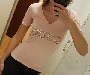 Guess Camiseta rosa